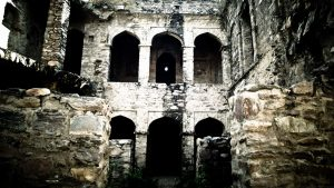 fort of bhangarh in rajasthan